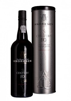 J.H. Andresen Century 10 Year Old Port