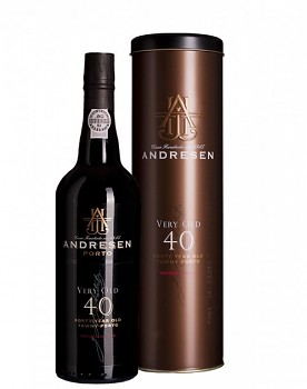 J.H. Andresen 40 Year Old Port