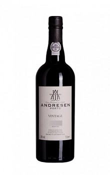 J.H. Andresen Vintage 1996 Port
