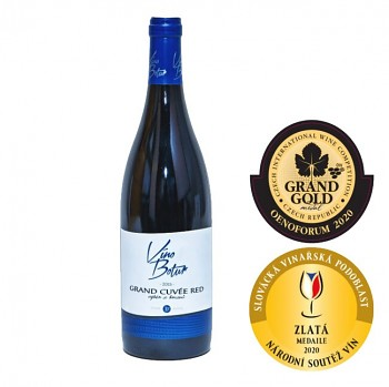 Grand Cuvée Red 2015